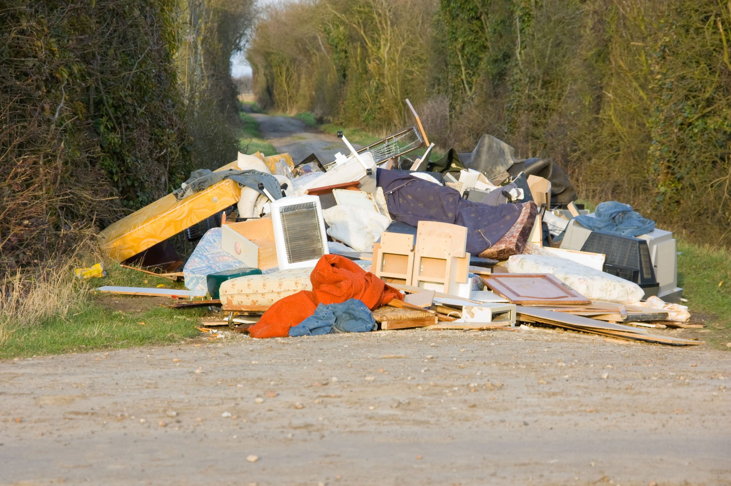 Anti-Fly Tipping
